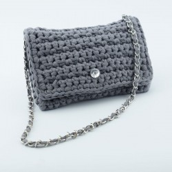 Crocheted Clutch Bag Patterns Hobbii