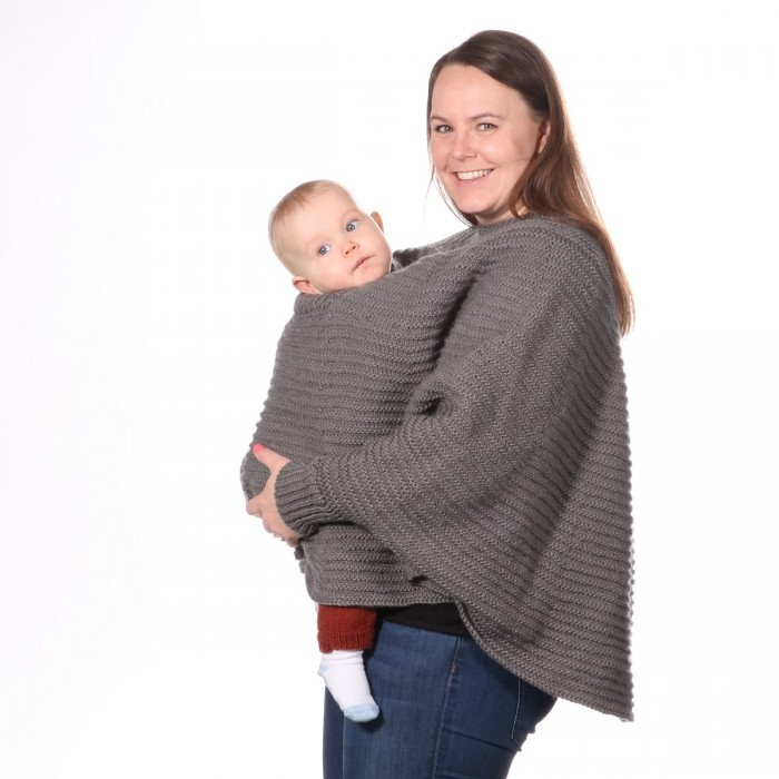 Carrier Poncho Patterns