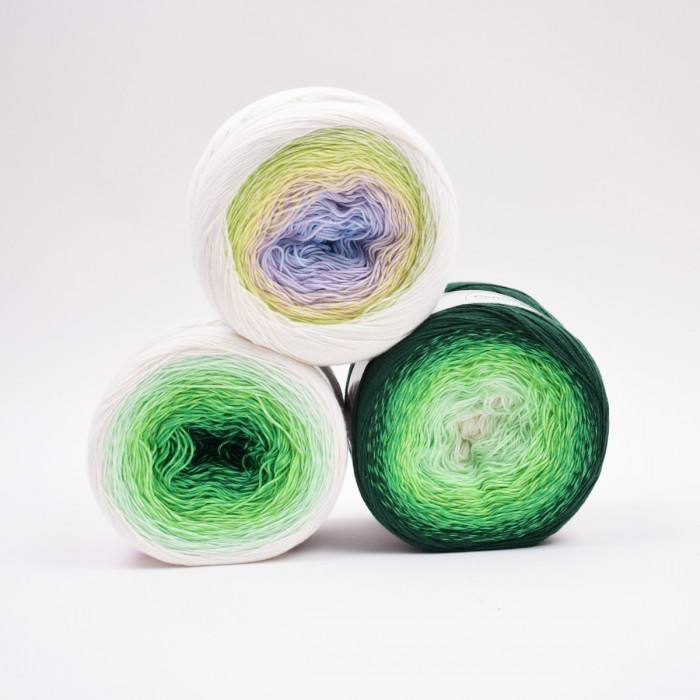 Twirls Deluxe Garn Cotton Kings