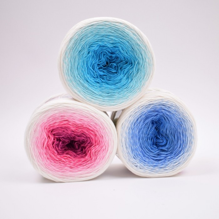 Twirls Deluxe Yarn Cotton Kings