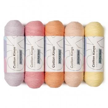 Twirls | Yarn | Cotton Kings - Hobbii com