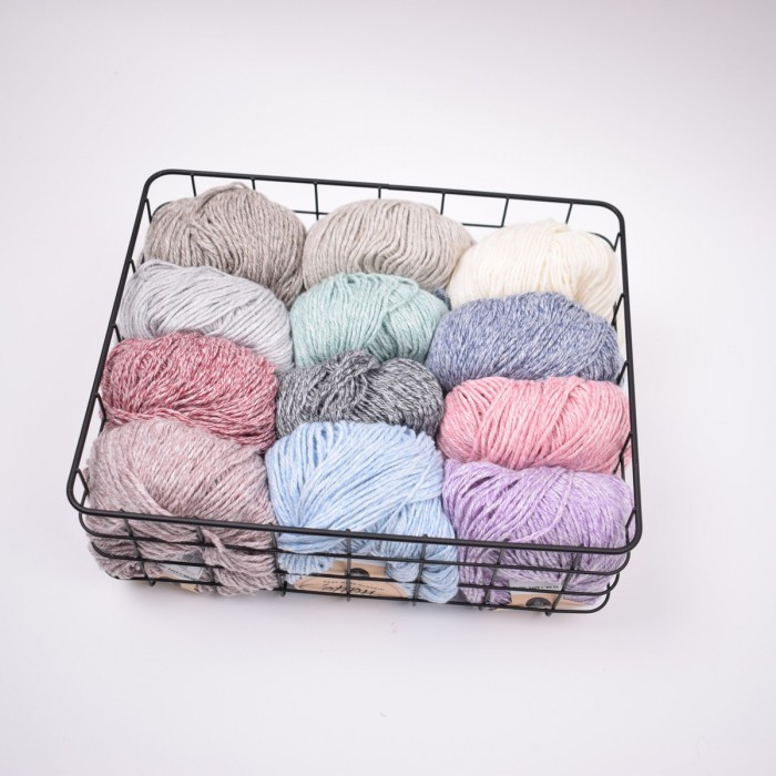 Cotton Merino Classic Fils Mayflower