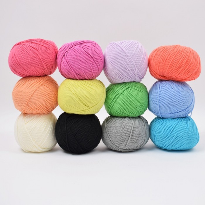 Cotton 1 Yarn Mayflower