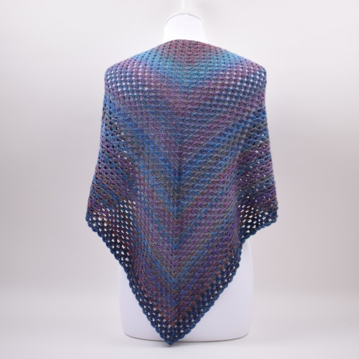 Dream Colour Shawl  Patterns