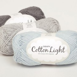 Cotton Light Garn