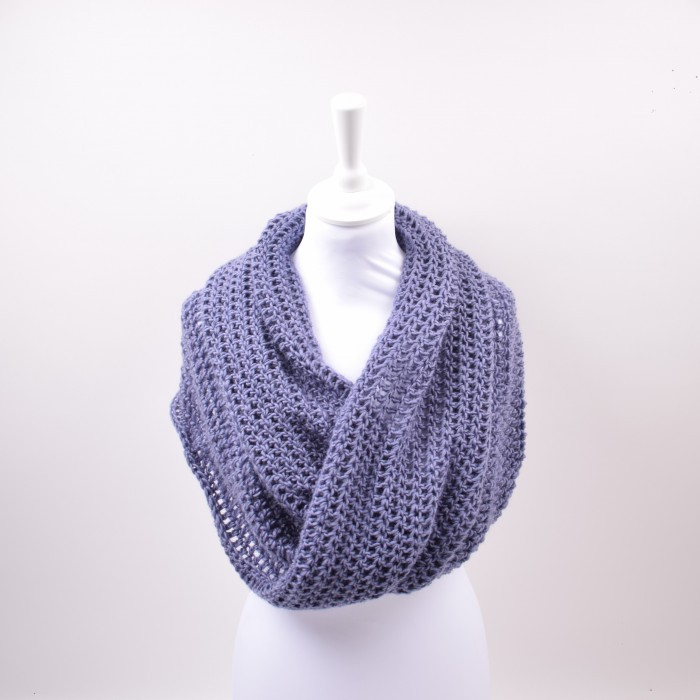 Winter Wool Wrap Anleitungen