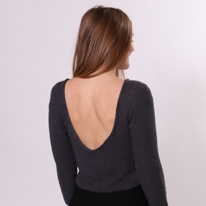 Deep Back with Sleeves Patterns