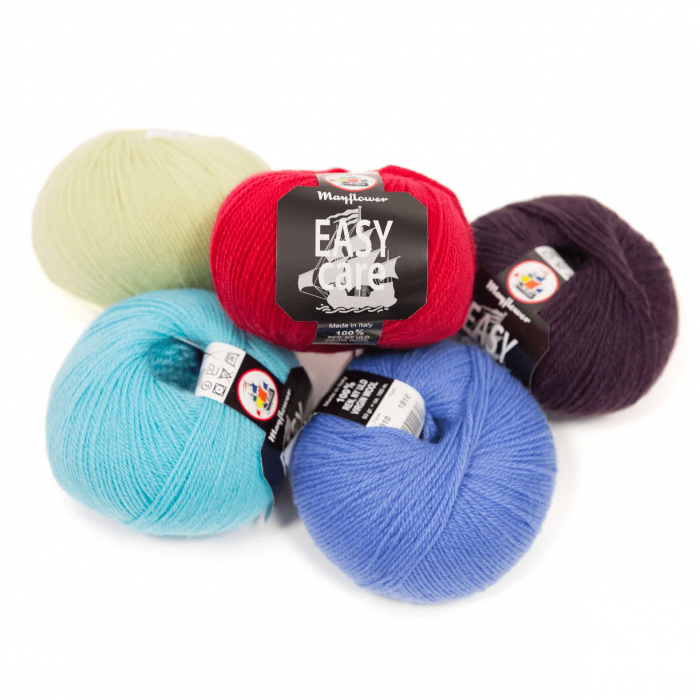 Easy Care Yarn Mayflower