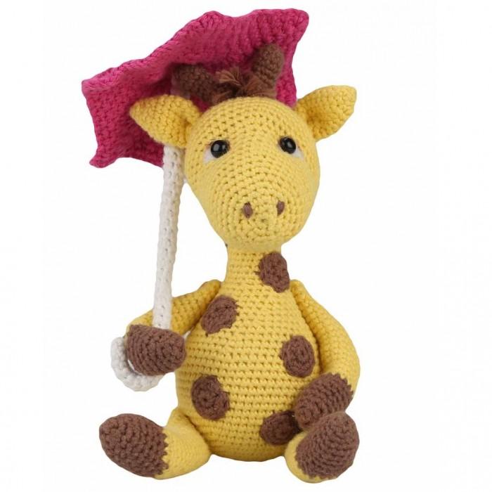 Giraffe Gunilla Häkelset Anleitungen Go Handmade Hobbiide