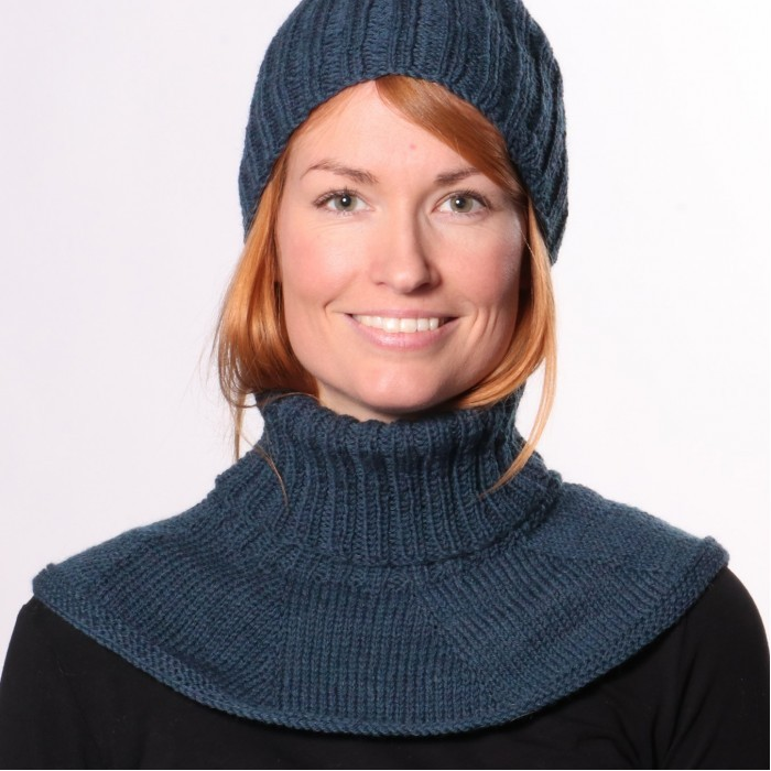 Glacier – Cowl Patterns
