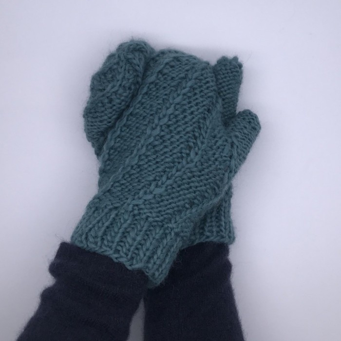 Gran Mittens Patterns