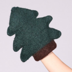 Felted Grill Mitt Patterns