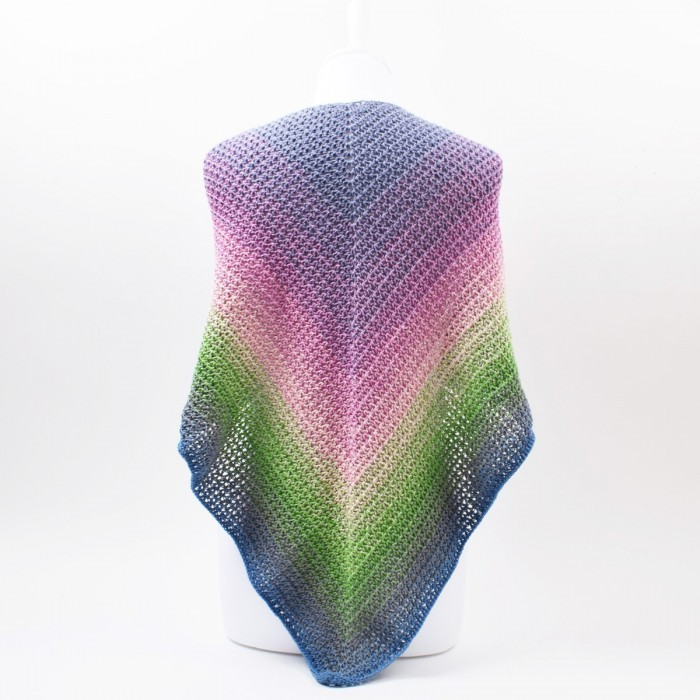 Happiness Shawl Patterns