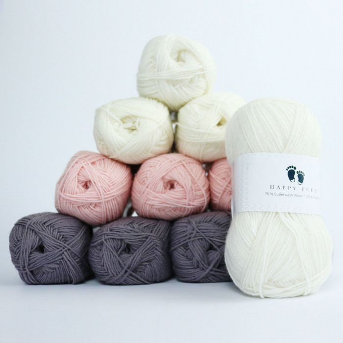 Happy Feet Yarn Hobbii