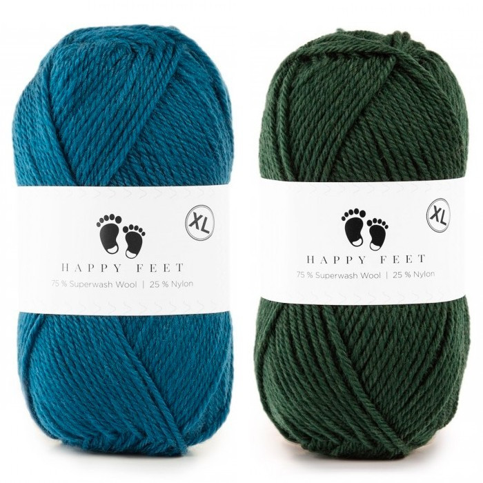 Happy Feet XL Yarn Hobbii