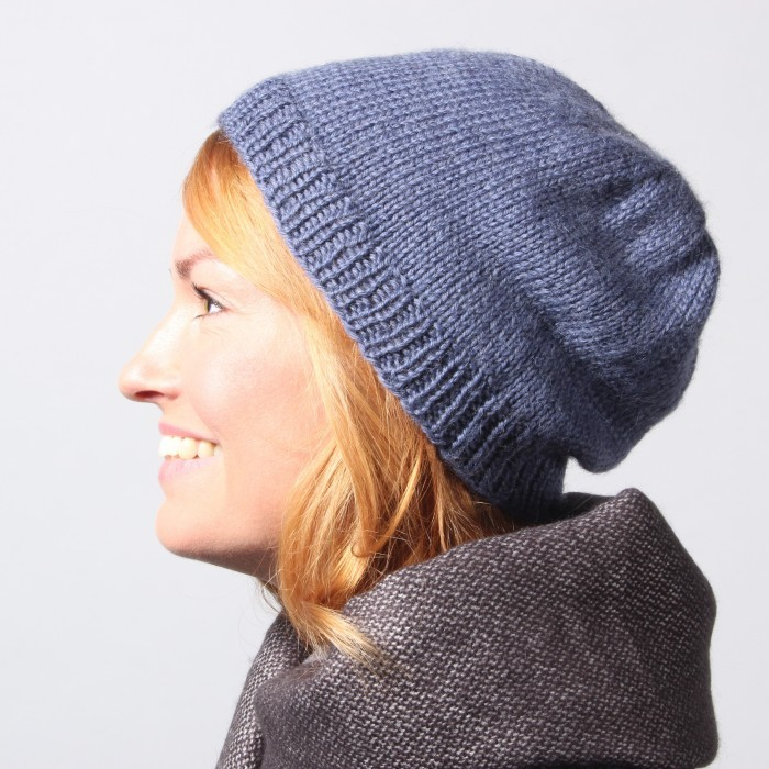 Beech Wood – Knit Hat Patterns