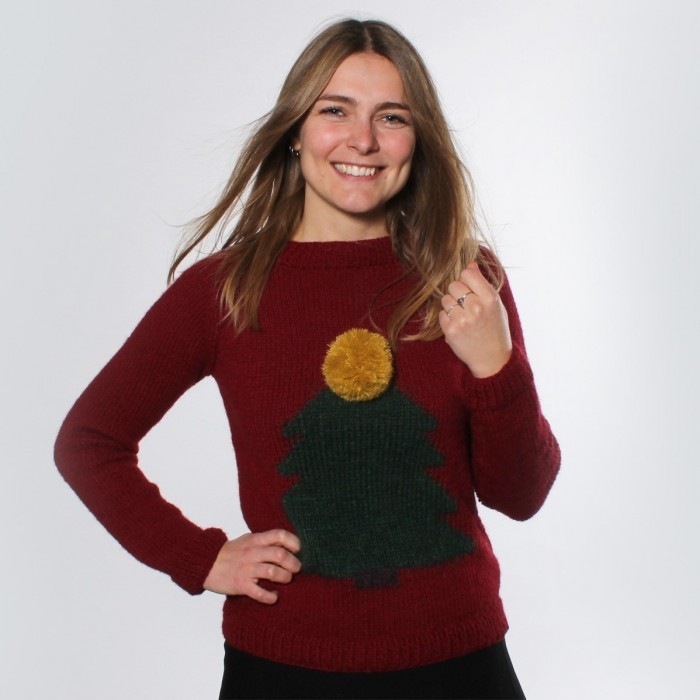 Juliana Christmas Sweater Patterns