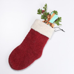 Felted Christmas Stocking Patterns