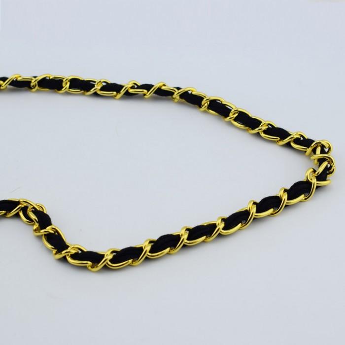 97f6fd52a9a Kæde - Guld farve - 1 meter | Tilbehør | - Hobbii.dk