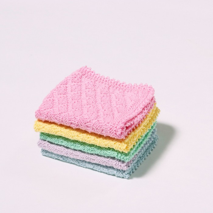 Manuela Dishcloth Patterns