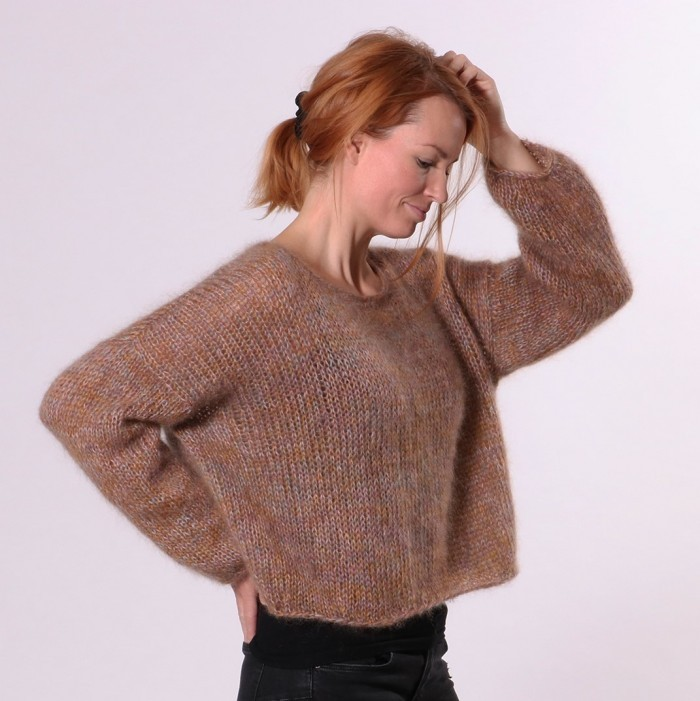 Lina Sweater Patterns