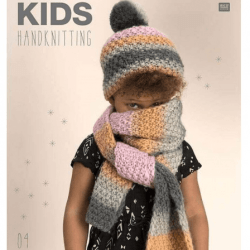 Kids Handknitting 04 Bücher Rico Design