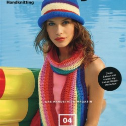 Made by Me 01 - Das Handstrick-Magazin Bücher Rico Design