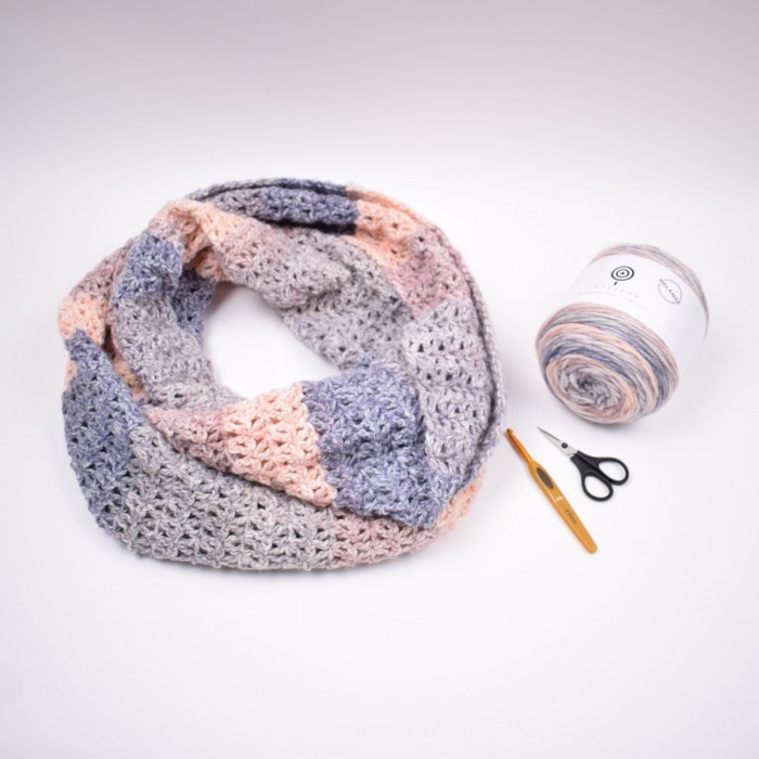 Lollipop Melange Cowl Patterns
