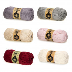 Organic 8/4 Cotton Yarn Mayflower