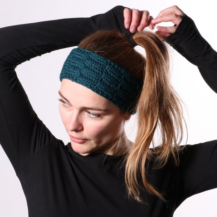 Elm Headband Patterns