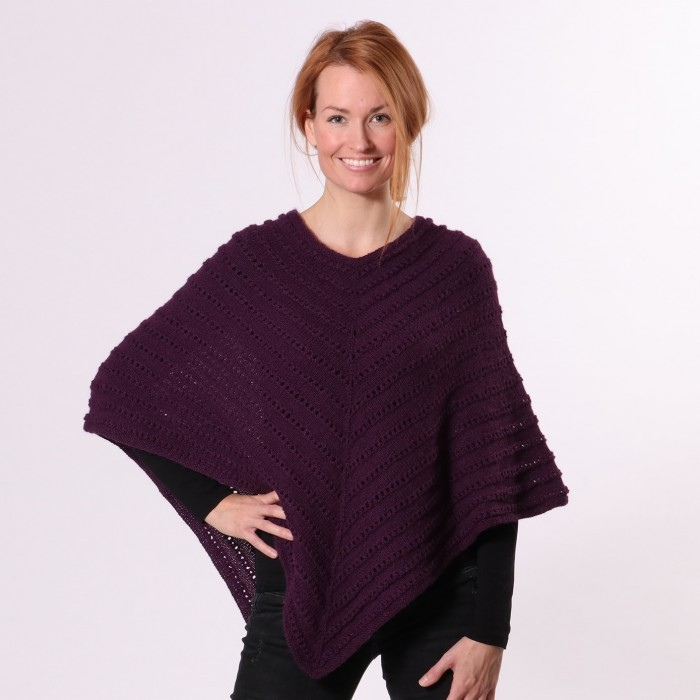 Ellen Poncho Patterns