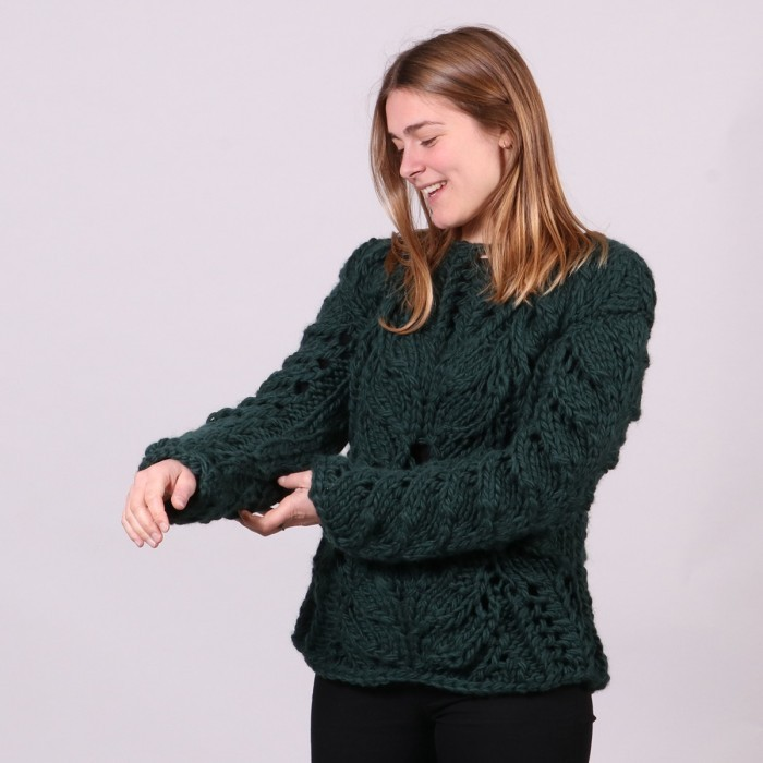 Athena Sweater Patterns