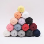 Pull Skein Cotton 100g Garn Cotton Kings