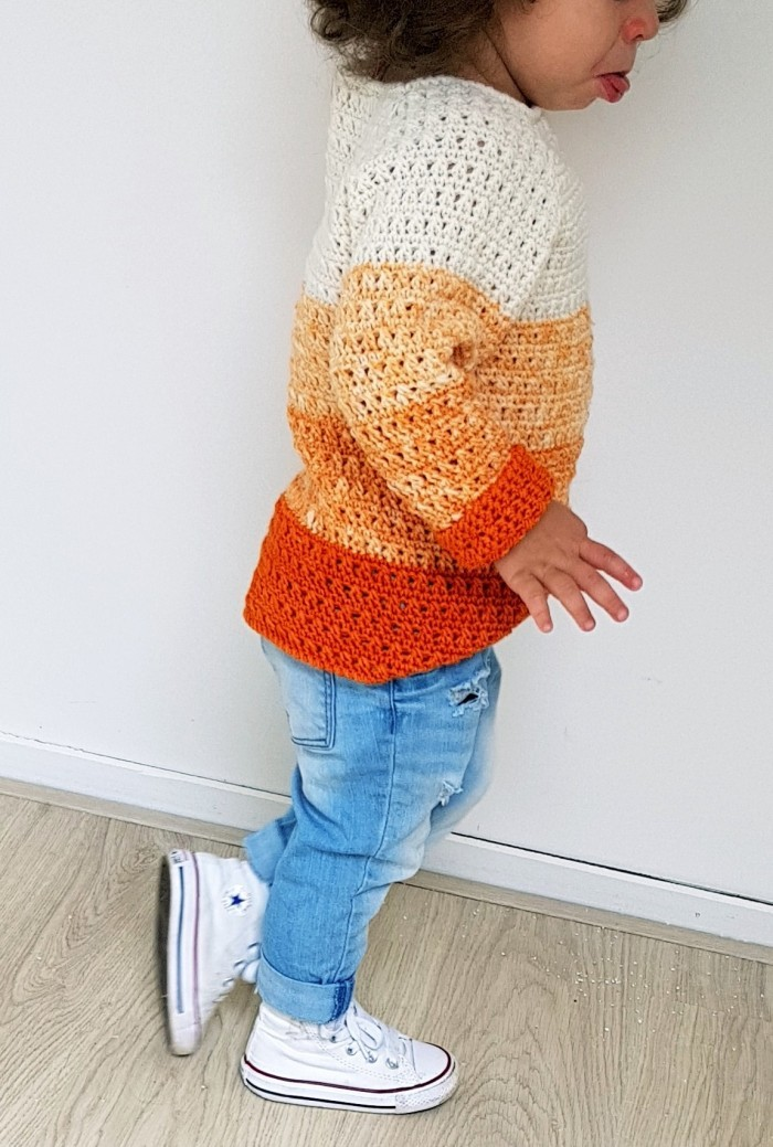 Pumpkin Sweater Patterns