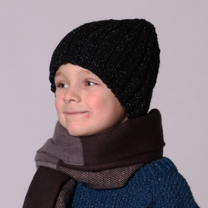 Starlight Ribbed Hat Patterns