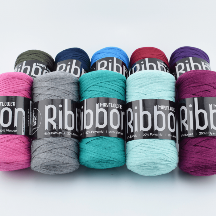 Ribbon Yarn Mayflower