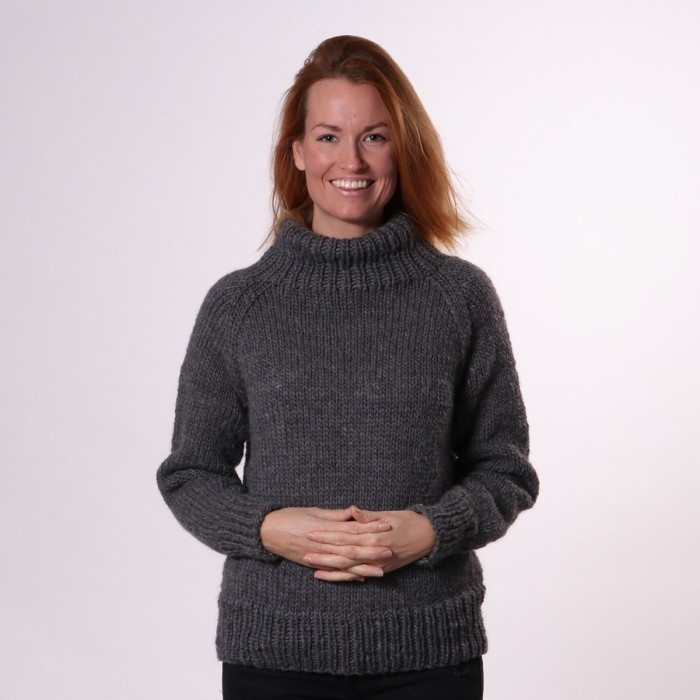 Gertrud Sweater Patterns