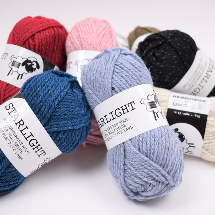 Starlight Yarn Happy Sheep