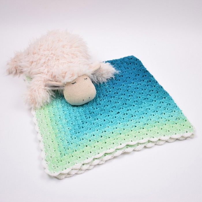Deluxe Baby Blanket Patterns
