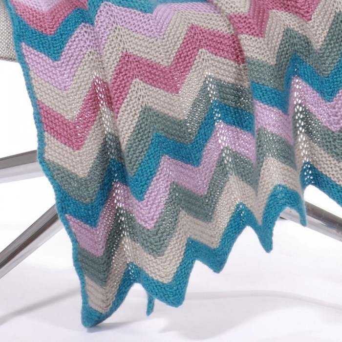 Atlanta - Zig-zag Blanket  Patterns