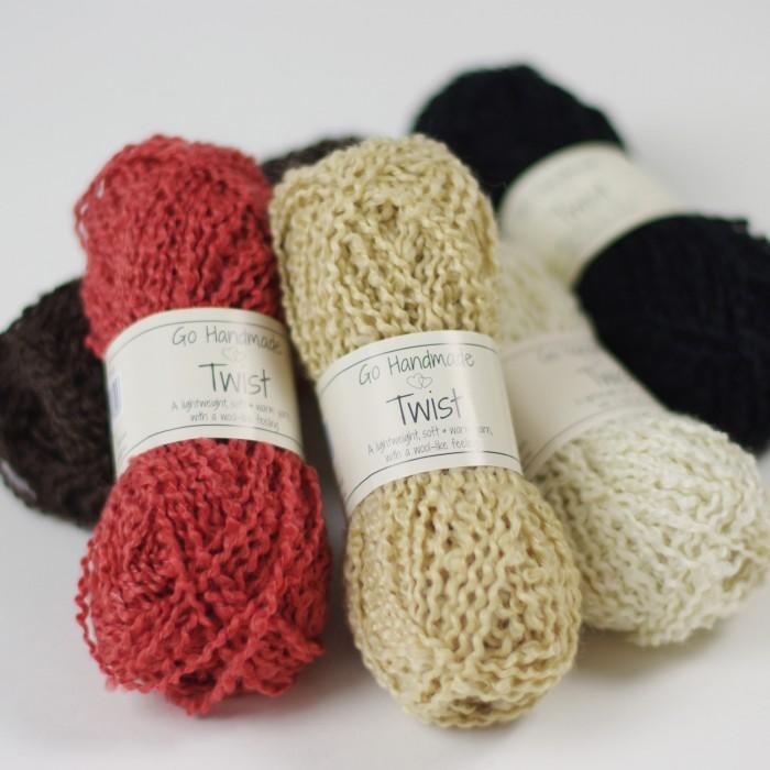 Twist Yarn Go Handmade Hobbiicom