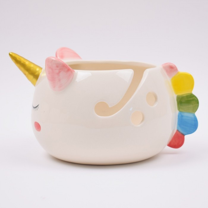 Yarn Bowl – Uma the Unicorn Christmas Gift Ideas Hobbii
