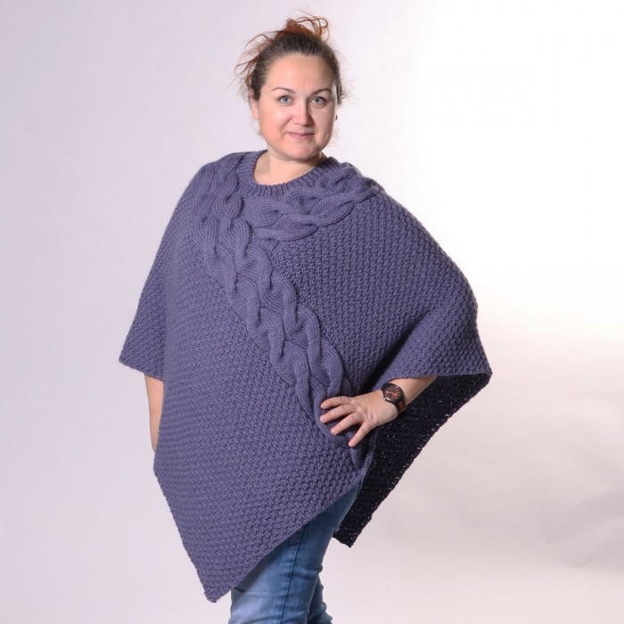 Power Poncho Patronen