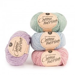 Cotton Merino Garens Mayflower