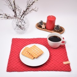 """C2C"" Christmas placemats Patterns"