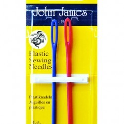 John James Darning Needles Plastic Accessories John James