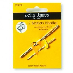 John James knitting needle / Darning Needle 2 pcs Accessories John James