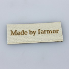 Label - Made by farmor Tilbehør